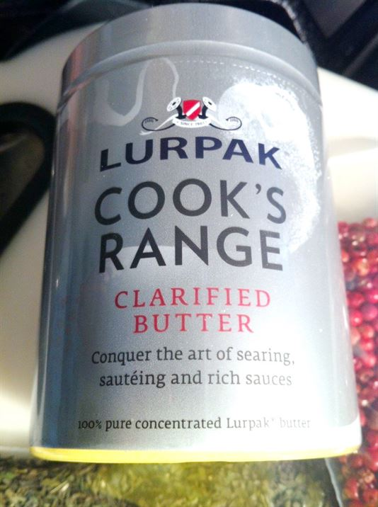 Indian-Spiced King Scallops in Lurpak Clarified Butter, Lay The Table