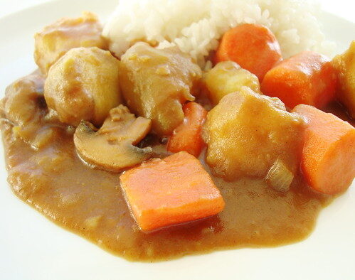 How To Make Japanese Tonkatsu Curry, Lay The Table