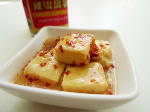 How To Make Chinese Morning Glory With Fermented Bean Curd, Lay The Table