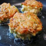How To Make Italian Cauliflower Fritters, Lay The Table