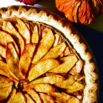 Open-Faced Vegan Pumpkin Apple Pie