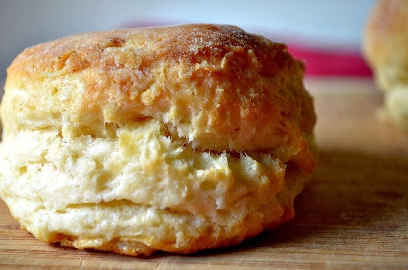 Perfectly Fluffy Vegan Biscuits, Lay The Table