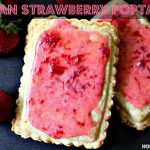 Homemade Vegan Strawberry Poptarts