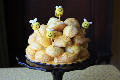 """So Happy to """"Bee"""" a Daring Baker!, Lay The Table"""